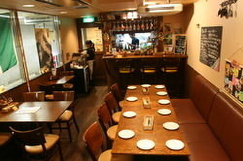 大衆イタリア食堂 アレグロ - 内観写真: