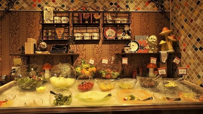 & sweets!sweets! buffet! ALICE - メイン写真: