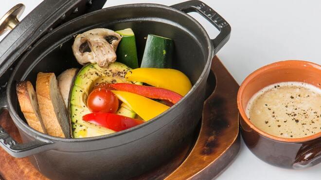 アボカド - 料理写真: