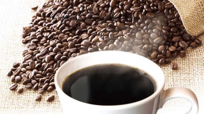 アロハビーチカフェ - ドリンク写真:コナコーヒー
