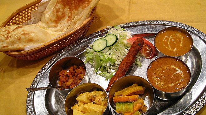 花菜 - 料理写真:ネパールセット