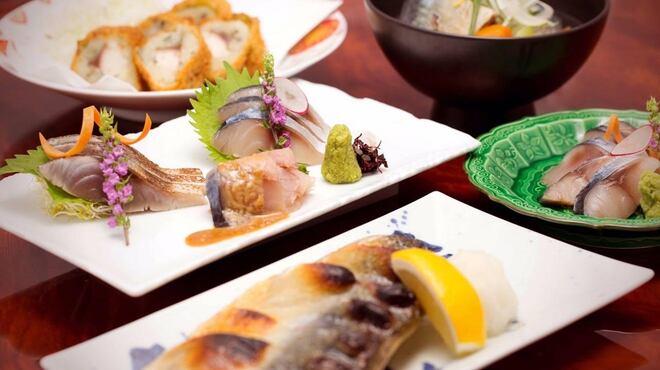 鯖みやま - 料理写真: