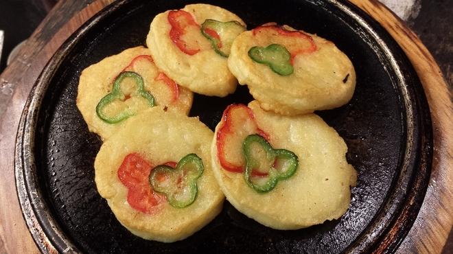 韓のかおり家 - 料理写真:ジャガイモチヂミ