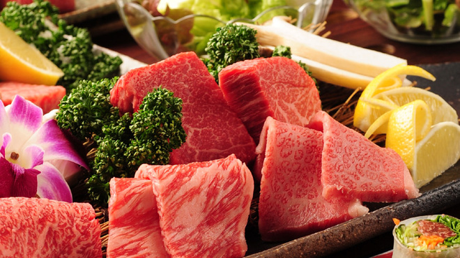 翔山亭  - 料理写真:手頃なコースから接待用コースも取り揃えております。