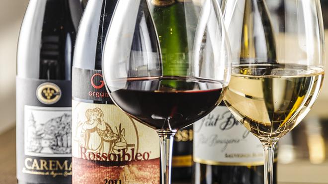 ブリッコーネ - ドリンク写真:ビオワインなど、リクエストもお申し付け下さい