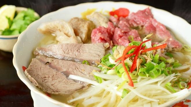 谷町九丁目駅のベトナム料理「クアンコム11」の住所