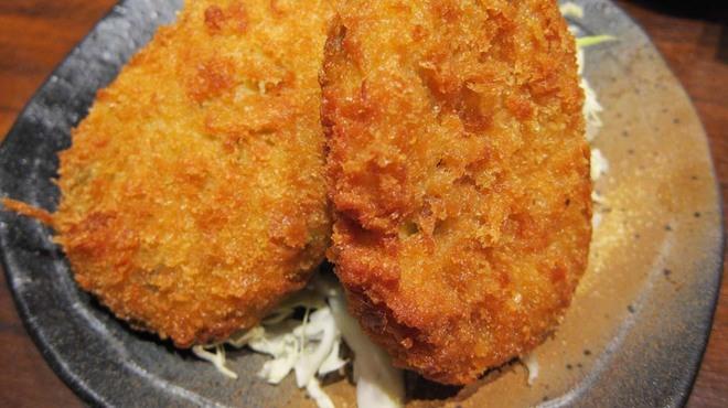 満福市場 サクラ - 料理写真:懐かしのコロッケ