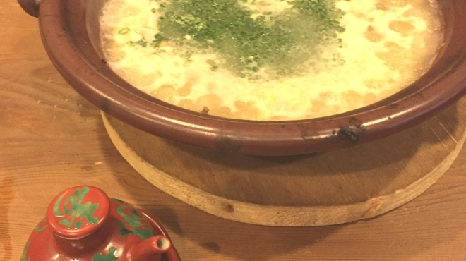 八十八 - 料理写真:冬季限定:すっぽんのコース