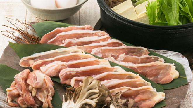 ニワトリ マーケット - 料理写真:3800円_おすすめ_1