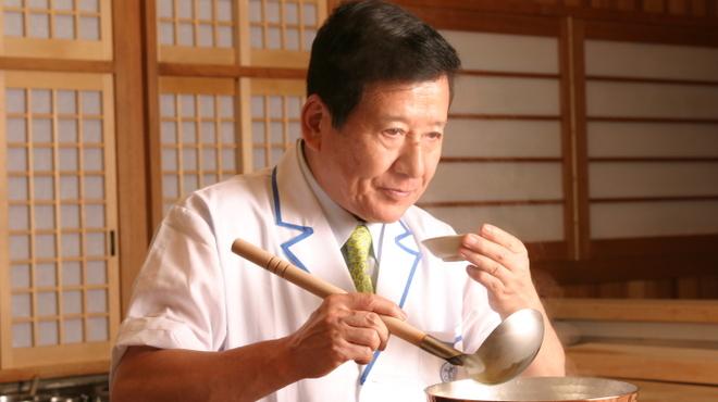 若の台所~こだわり野菜~ - メイン写真:神田川先生
