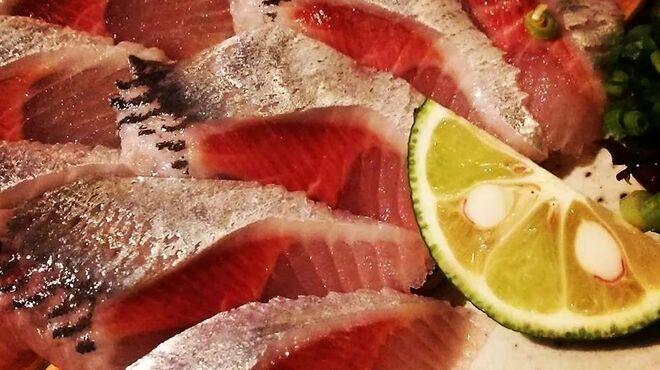 ぐりこ - 料理写真:いわしの刺身