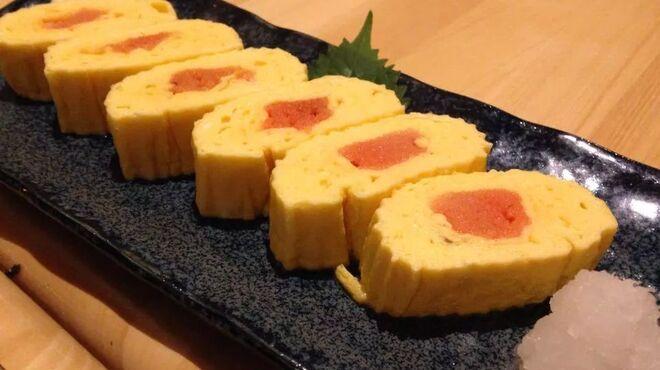 ぐりこ - 料理写真:明太子玉子焼き