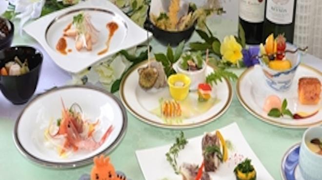 みささガーデンホテル - 料理写真: