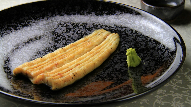 日本橋いづもや - 料理写真:白焼き