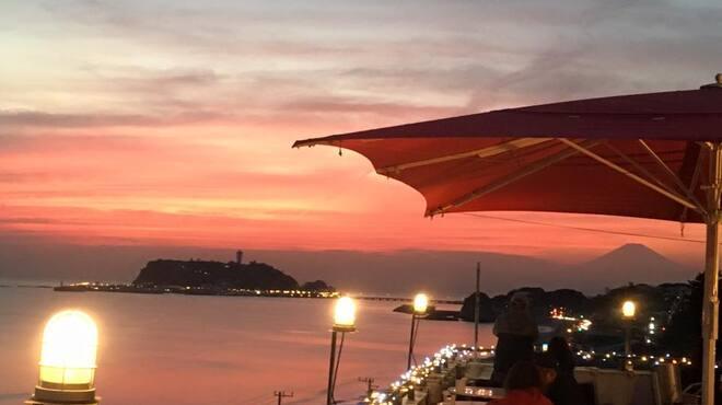 アマルフィイ デラセーラ - 外観写真:夕日