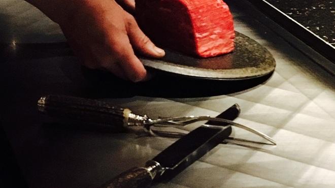 銀座のステーキ - メイン写真: