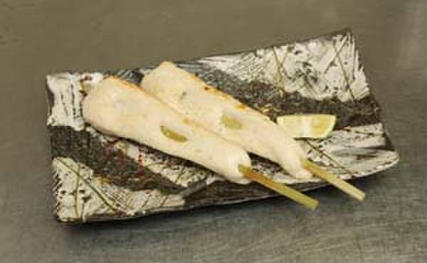 はし田屋 - 料理写真:新鮮なささみの山葵(生)焼き