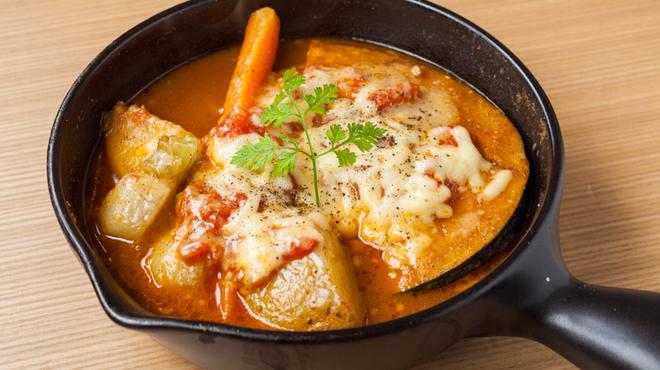 スープカレー 米KURA - 料理写真: