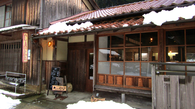 Cafe 住留 - メイン写真: