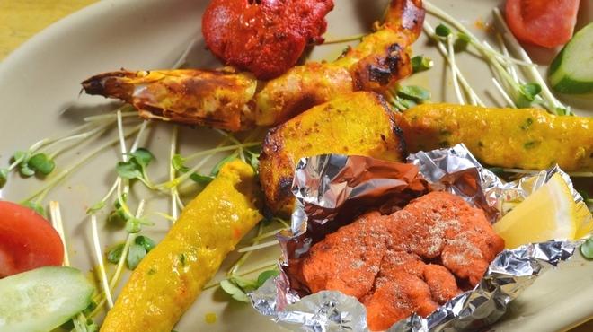 インド料理 シャティ - メイン写真: