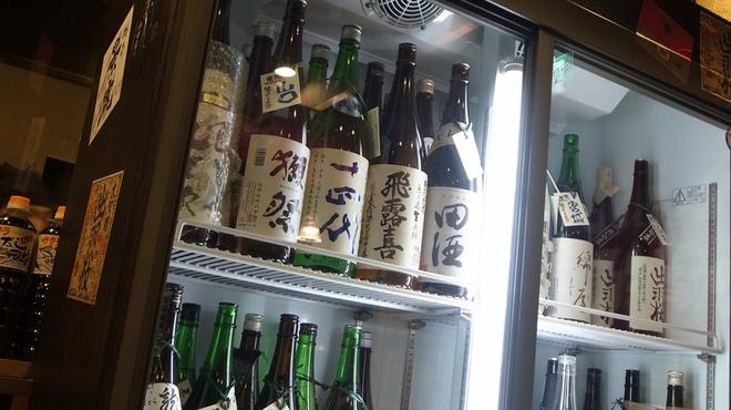 酒とひもの 人情酒場 - 内観写真: