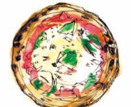 ピッツァ・ナポレターノ - 料理写真:【看板ピッツァ】マルゲリータ