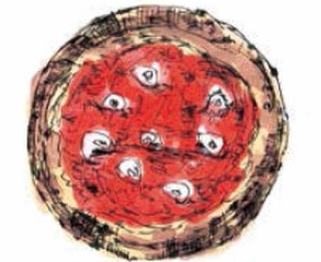 ピッツァ・ナポレターノ - 料理写真:【ガーリックが香ばしい】マリナーラ