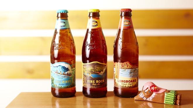 フルル - ドリンク写真:コナビール