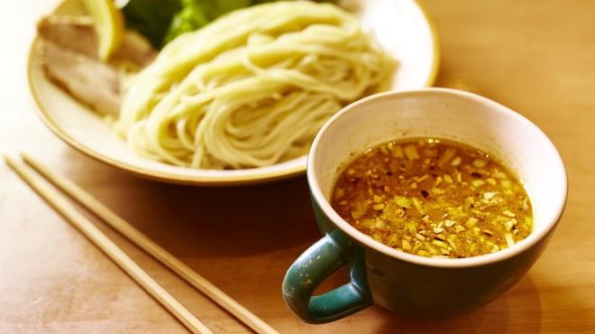 フルル - 料理写真:スープカレーつけ麺