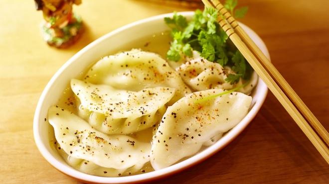 フルル - 料理写真:水餃子