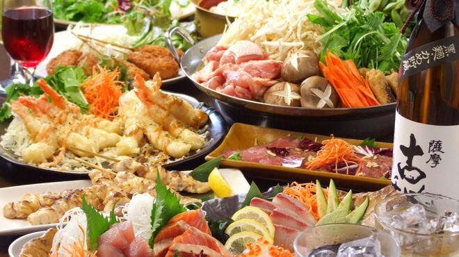 全席個室居酒屋 若の台所~こだわり野菜~ - 料理写真: