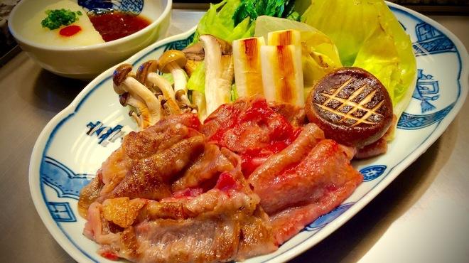 喜扇亭 - 料理写真: