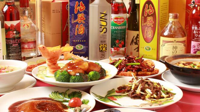 四川厨房 随苑 - 料理写真:コースのイメージです