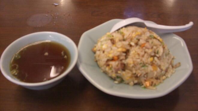 孫悟空 - 料理写真:人気のチャーハン♪