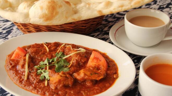 インドレストランゲイロード - 料理写真:chicken masala
