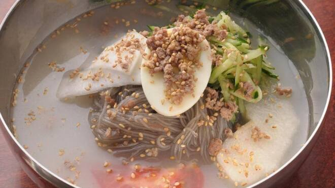 板橋冷麺 - メイン写真: