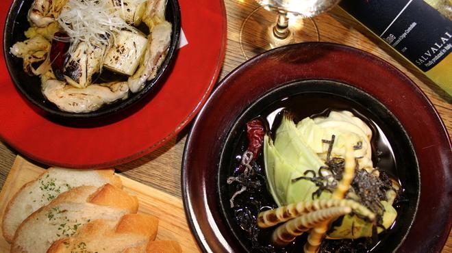 SUZU CAFE - 料理写真:
