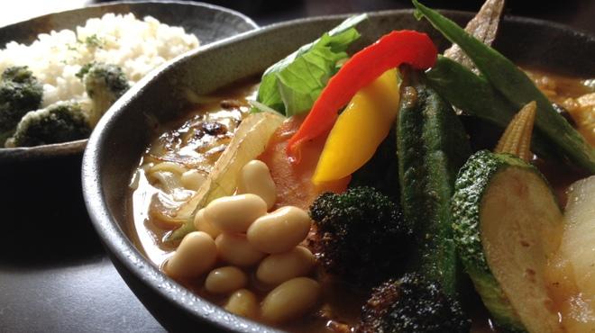 Soup Curry SAMURAI. - メイン写真: