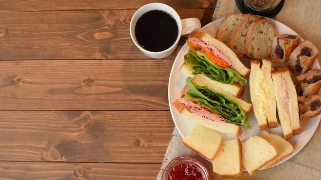 Cafe U8 - 料理写真:モーニング集合