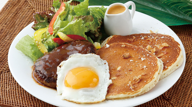 Hawaiian Pancake Factory - 料理写真: