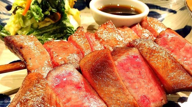 たんか - 料理写真:当店の看板商品 『牛タン焼』