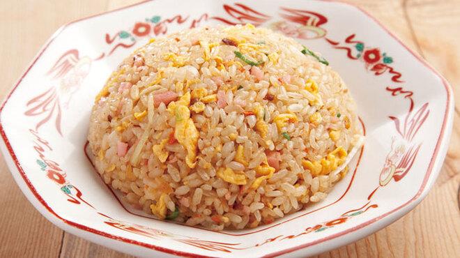 ラーメン 龍の家 - 料理写真:焼きめし530円