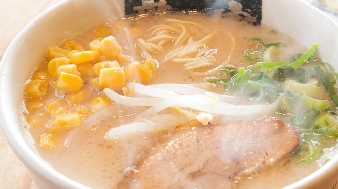 ラーメン 龍の家 - 料理写真:お子様ラーメン430円