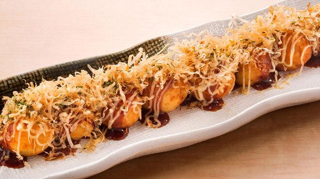 甘太郎 - 料理写真:揚げたこ焼き