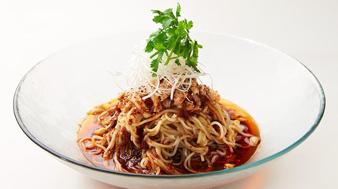 MASA'S KITCHEN - 料理写真:よだれ鶏冷麺