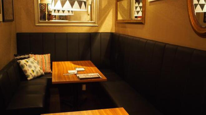 コサリ ニューコリアン テーブル トウキョウ - メイン写真: