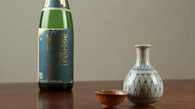 月よみ庵 - ドリンク写真:日本酒 100ml  700円~