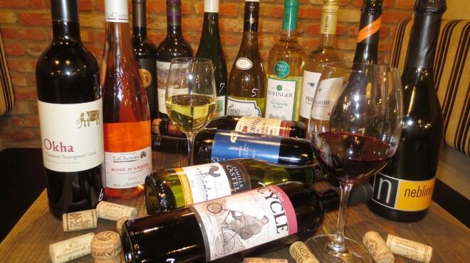 wine no Ruisuke - メイン写真: