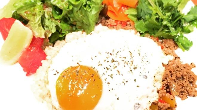 カフェ バニヤン - 料理写真:ガパオ(ランチタイム限定)