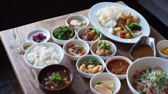 和カフェ yusoshi - 料理写真: